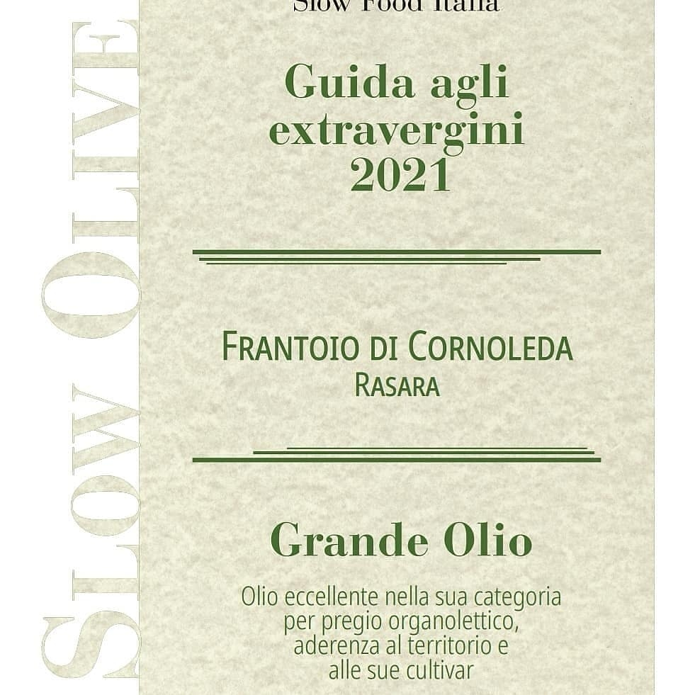 RASARA GRANDE OLIO SLOW FOOD 2021